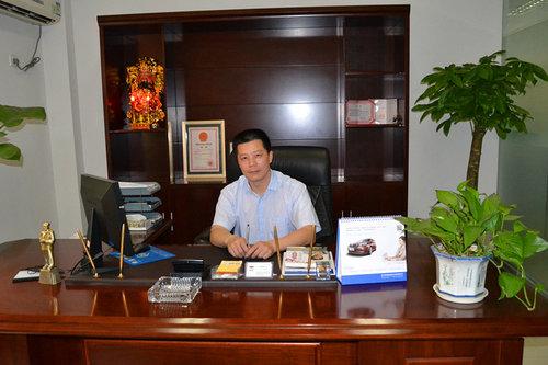网上车市专访江西帝豪总经理涂跃华先生