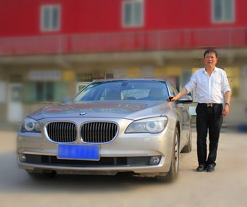 悦于车寄望于未来 济南大友宝7系车主专访