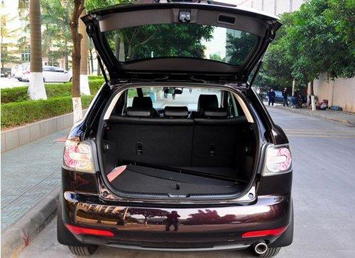 高端SUV新惊喜 国产马自达CX-7上市在即