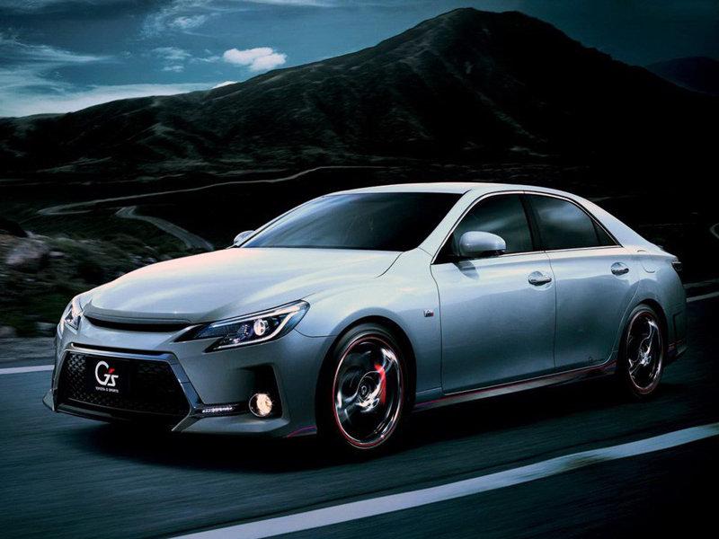 新丰田锐志登新车目录 有望9月国产上市
