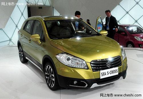 绍兴汽车网 铃木SX4 S-Cross