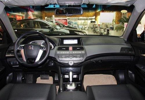 鄂尔多斯雅阁 部分车型最高可优惠4.5万