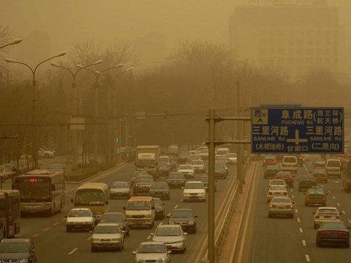 开车遇到风沙如何应对 空调-勿用外循环_维修保养-网上车市