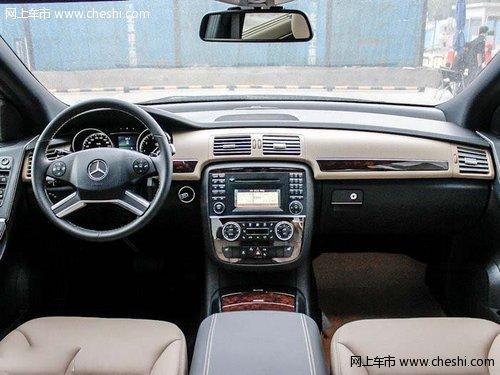 奔驰R350 R300优惠达10万 月末钜惠狂甩高清图片