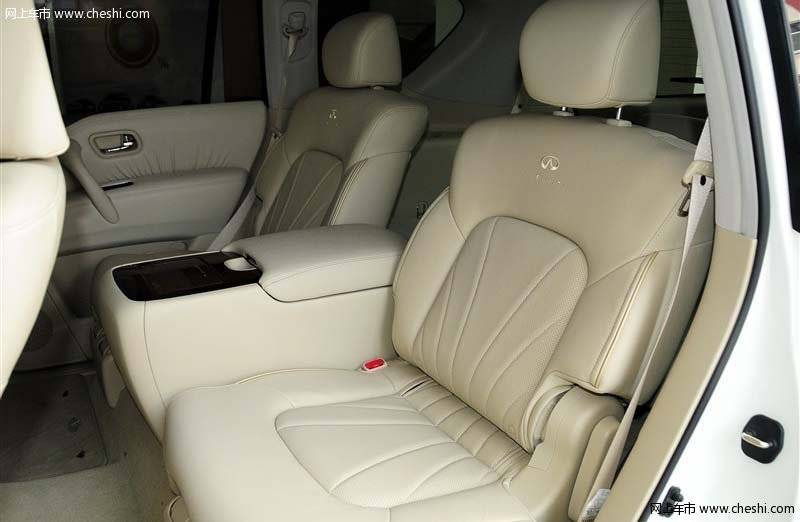 英菲尼迪QX56 现车到店最低价耀世登场