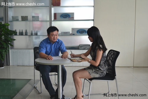 网上车市专访东风风行刘玮先生