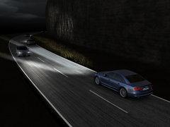 挑战奔驰S级 改款奥迪A8全系-官图解析