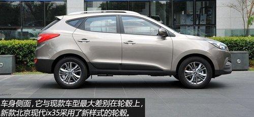 荆门北京现代2013新款ix35现车销售