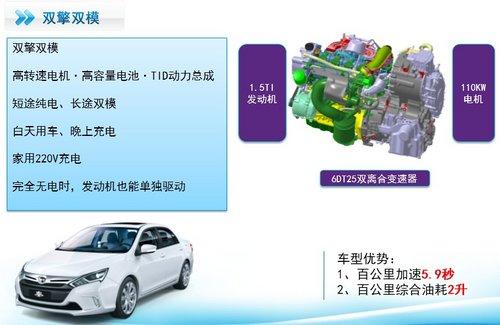 双模动力将推超跑 比亚迪秦广州车展上市