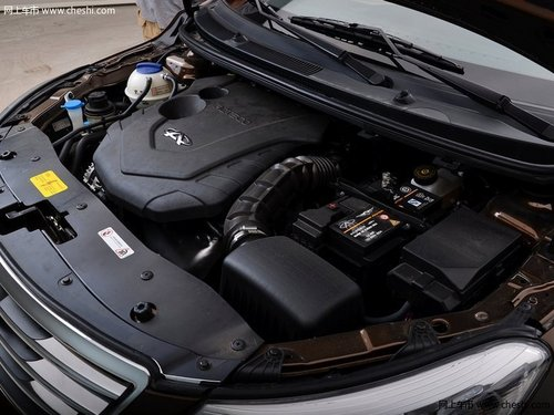 5l acteco发动机,最大功率达到了80kw,最大扭矩140nm.