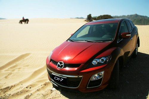 SUV可以更专业 另类解读国产马自达CX-7