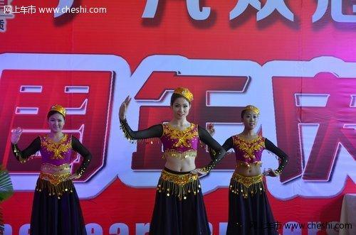 广汽传祺大庆众冠店一周年庆典圆满落幕