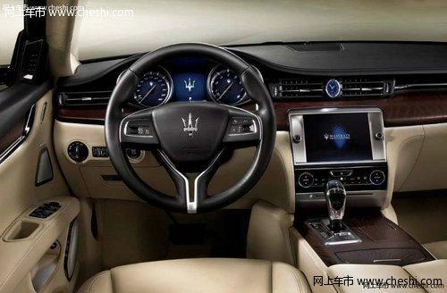 2013款玛莎拉蒂总裁v6   车型   则装备了3.0t双涡轮增压发动高清图片