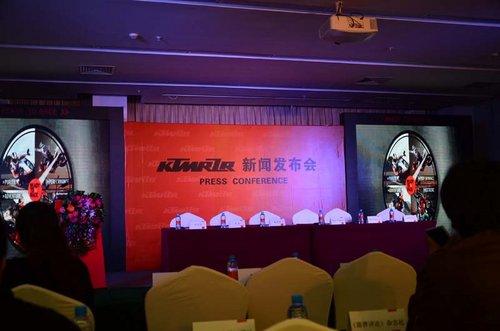 奥地利摩托车品牌KTM  正式进军中国市场
