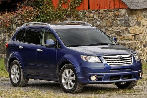 斯巴鲁研发全新7座SUV 驰鹏将明年停产