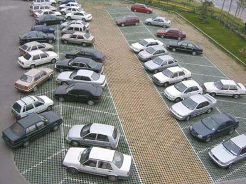 停车位设计图展示图片