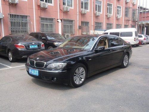 08款宝马730Li 领先型 现仅售52.5万元