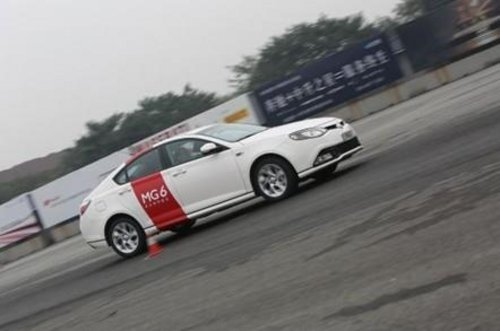 MG全新T动力 传承赛车基 重现赛车传奇