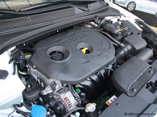 0l两款发动机,配备6挡手自一体变速箱.