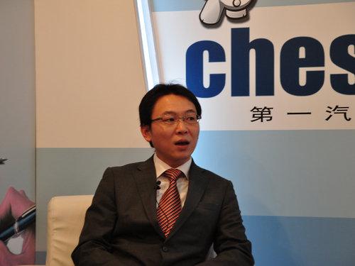 专访长安马自达市场部总监祝振宇