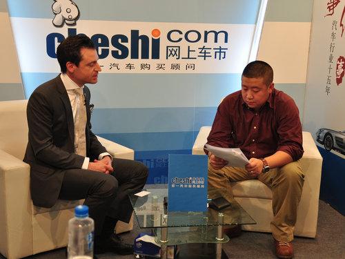 专访劳斯莱斯汽车中国区总监亨瑞克