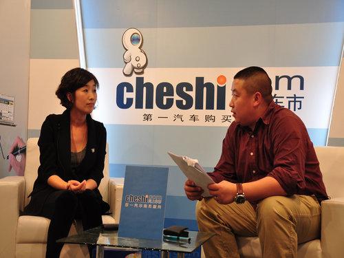 专访凯迪拉克市场营销部品牌高级经理叶洁敏