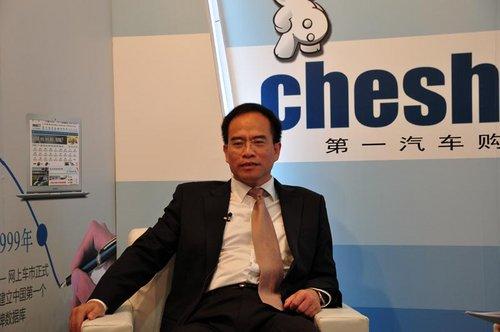 专访广汽吉奥副总经理高景深
