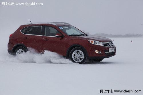 Tx4WD更SUV 传祺冰雪试驾招募全国启动