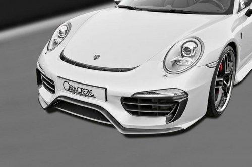 保时捷911全新改装设计 使用聚氨酯材料
