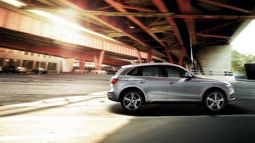 奥迪Q5一款科技含量高动感又全能的SUV