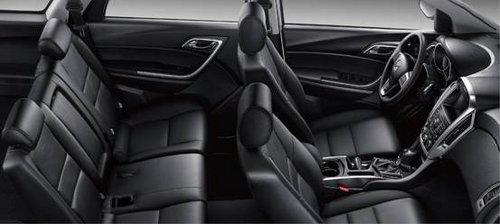 江铃发力中高端SUV市场,推新驭胜S350