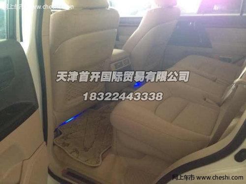 14款丰田酷路泽4000  特价巨献势不可挡