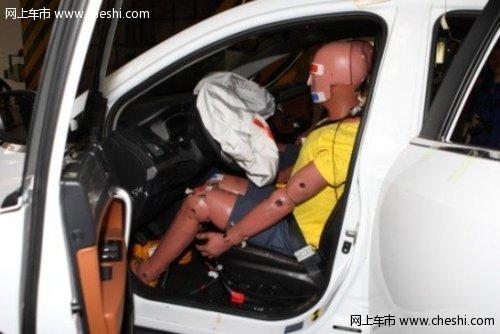 """想想还是Ta好瑞风S5斩获C-NCAP新标准碰撞""""五星""""佳绩"""