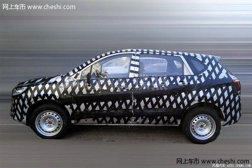 宝骏首款SUV车型谍照曝光 2015年将上市