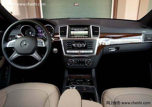 奔驰GL450新款现车 巅峰大促触底价爆卖