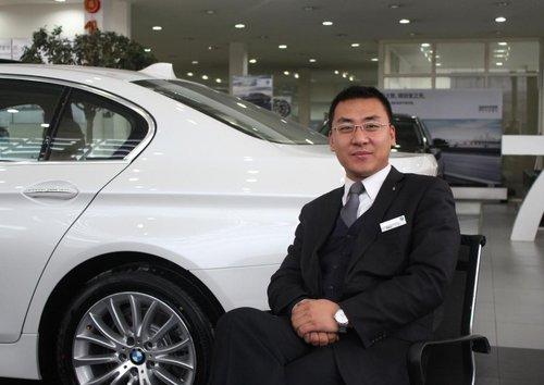 宝诚二手车销售经理宋晓光先生解读评估