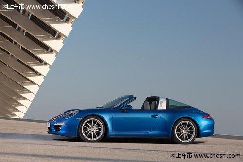 新款保时捷911 Targa 经典车型全球首发