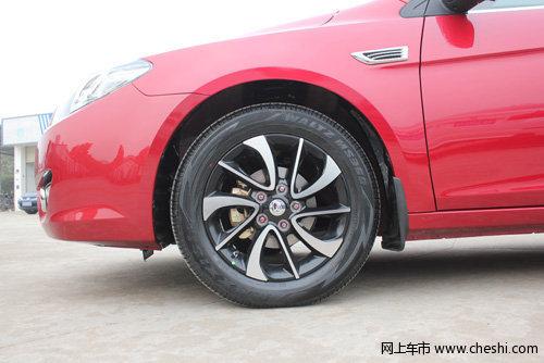 V6菱仕1.5T车型武汉实拍 涡轮增压上身