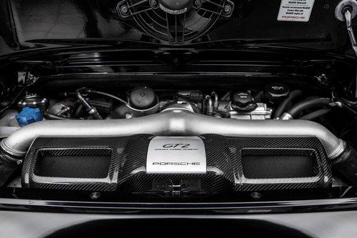 保时捷911 GT2改装车 680马力/880牛·米