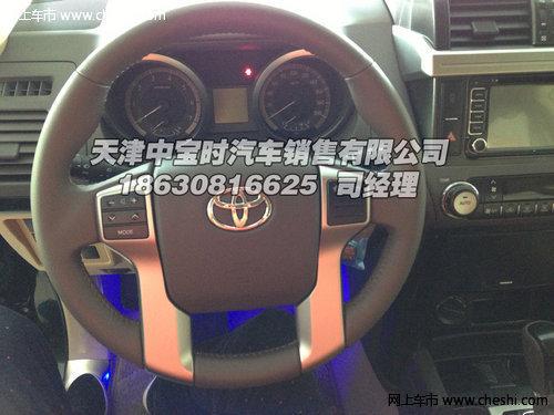 2014款丰田霸道2700中东版  颜色齐现车
