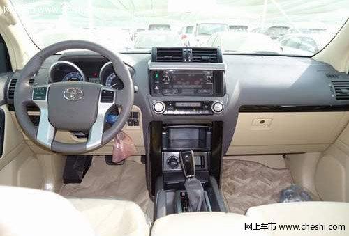 2014款丰田霸道2700  现车新年降价促销