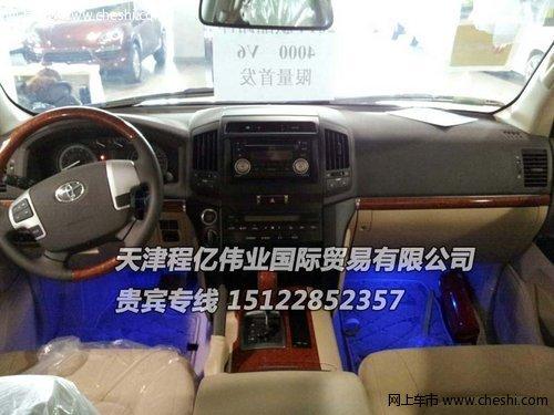 丰田酷路泽4000  2014新款引领优惠前沿
