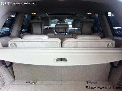 2013款奔驰GL350 现车盛世佳惠抄底热卖