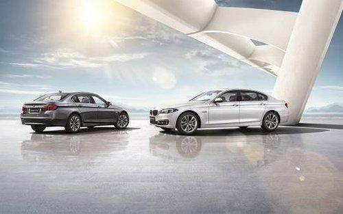 宏宝新BMW5系 恒者远行 思者常新
