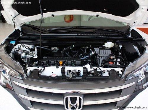 沈阳本田CR-V现金优惠3000元 少量现车