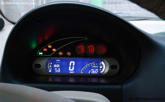 奇瑞QQ3音响120元升级方案高清图片