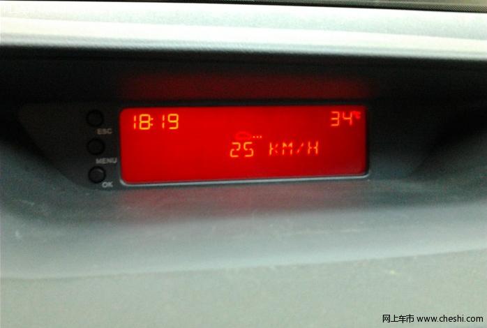 车友晒东风标志308 1.6油耗