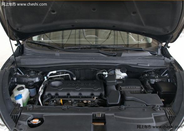 北京现代ix35 - 发动机概况:2.0l & 2.4l(图)