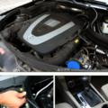 奔驰GLK 300 - 发动机与变速箱