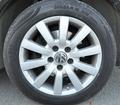 车友分享帕萨特更换轮胎的经历